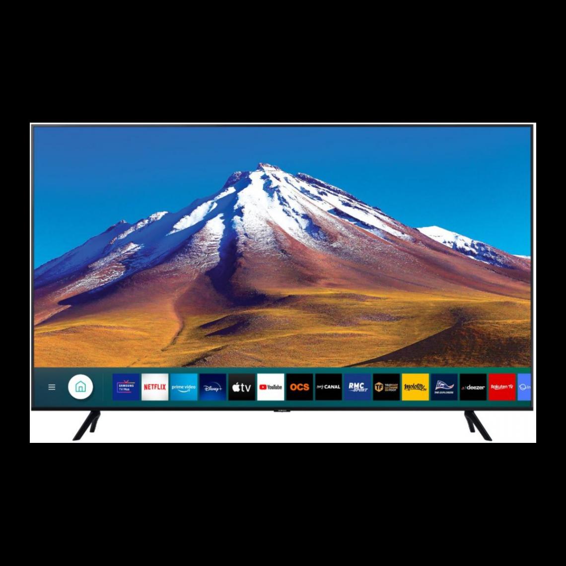 Samsung TV LED 4K 50 127 cm – UE50TU7092