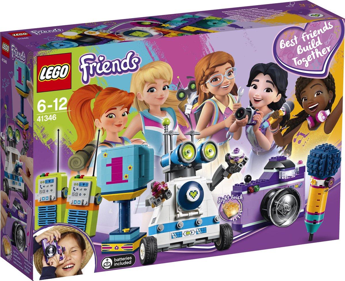 LEGO Friends Vriendschapsdoos – 41346