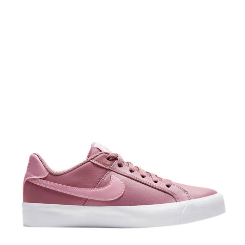 Nike Court Royale AC leren sneakers mauve/paars