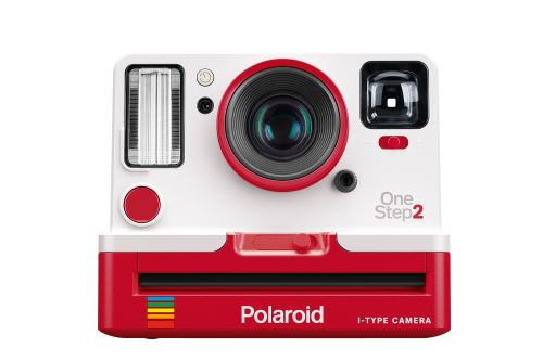 Appareil Photo Instantané Polaroid Originals OneStep 2 i-Type Rouge