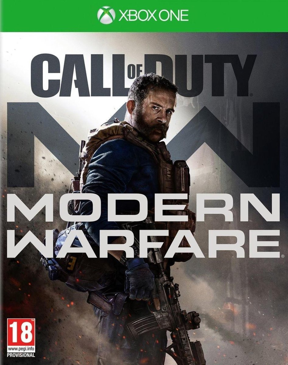 Activision Call of Duty: Modern Warfare, Xbox One video-game Basis