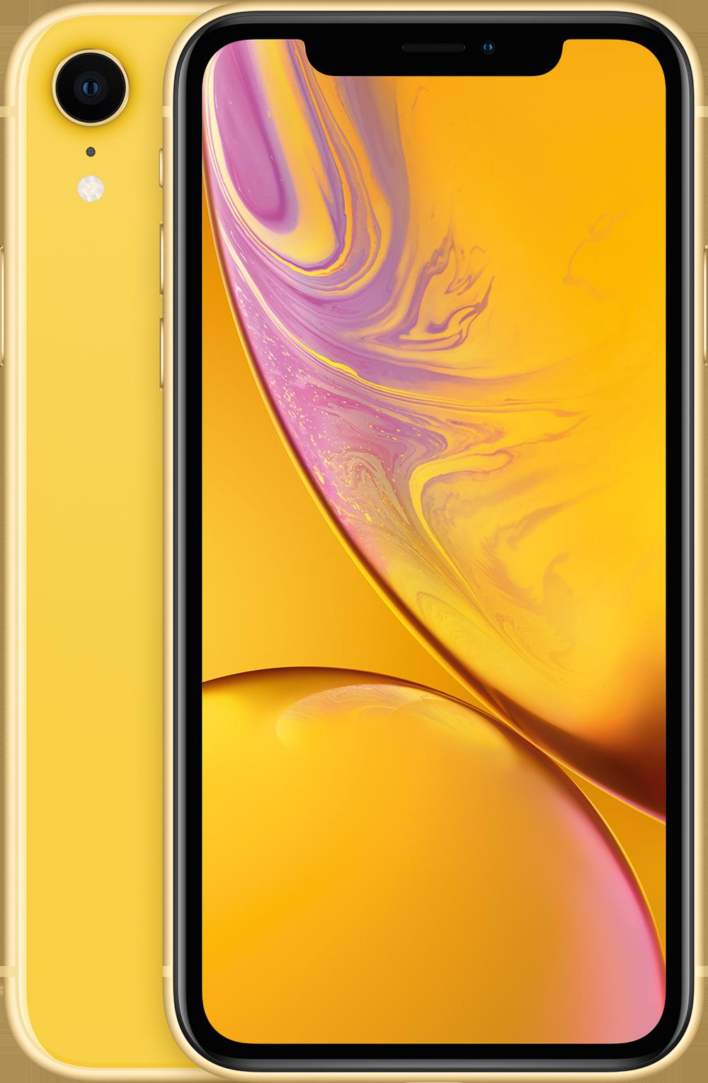 APPLE iPhone Xr – 128 GB Geel