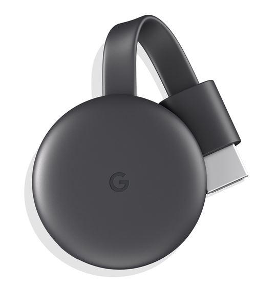 Google Chromecast – Lecteur Multimédia