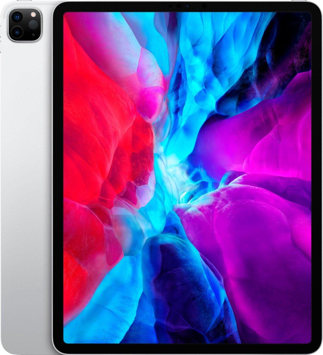 Apple iPad Pro 12.9 4e Generatie – Gereviseerd door SUPREME MOBILE – A GRADE – Alleen Wi-Fi – 128 GB – Zilver