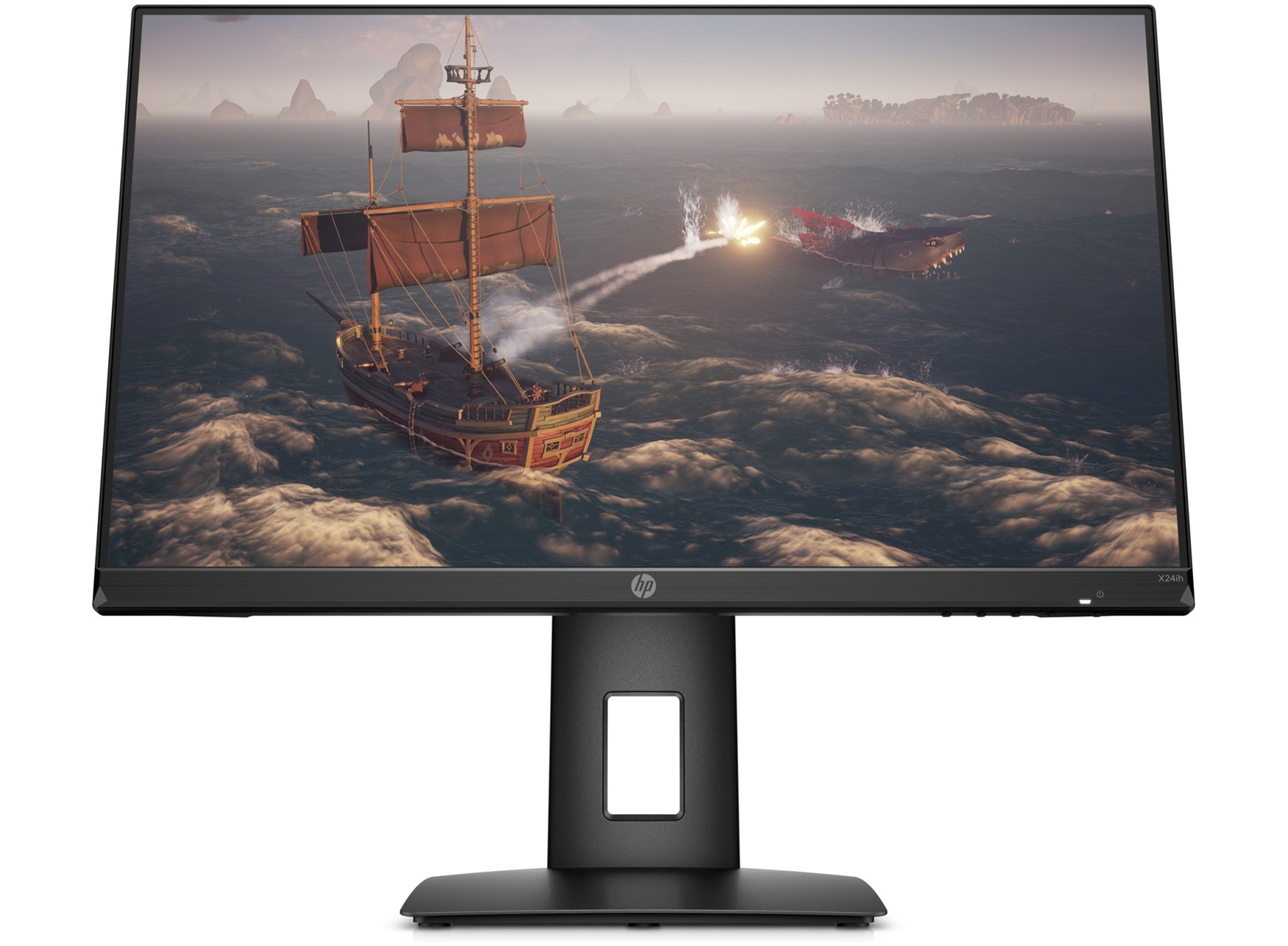 HP X24ih Gaming Monitor Monitor