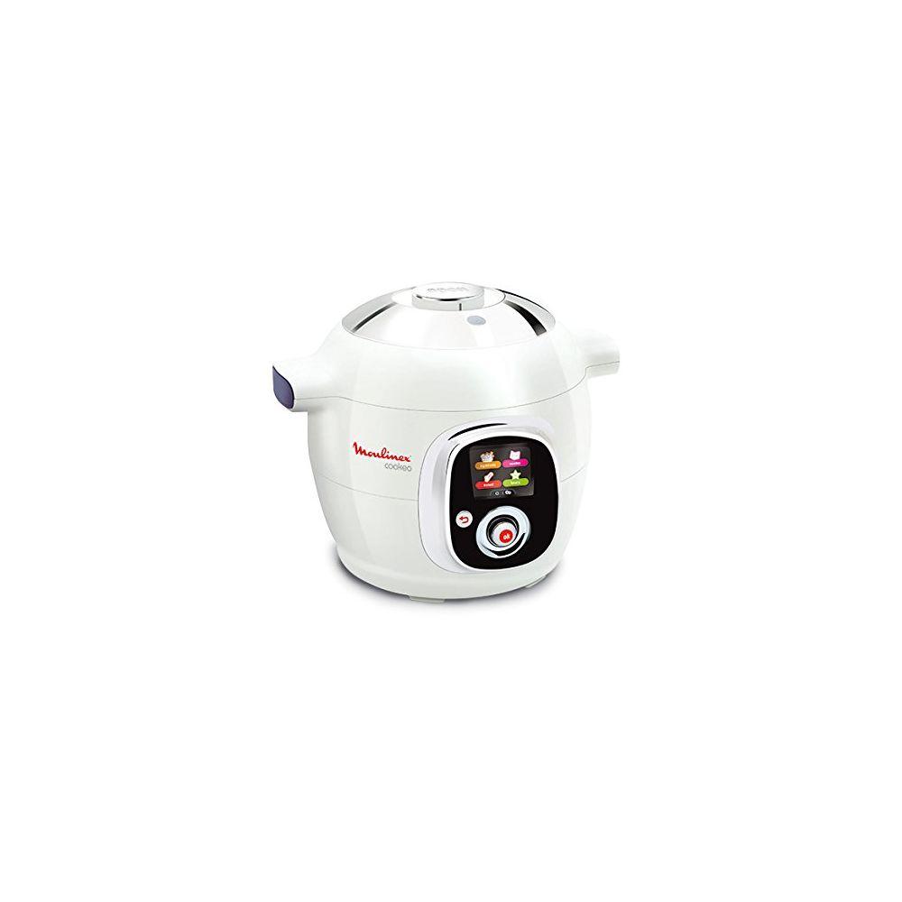 Moulinex Cookeo CE704110 – 100 recettes – Blanc