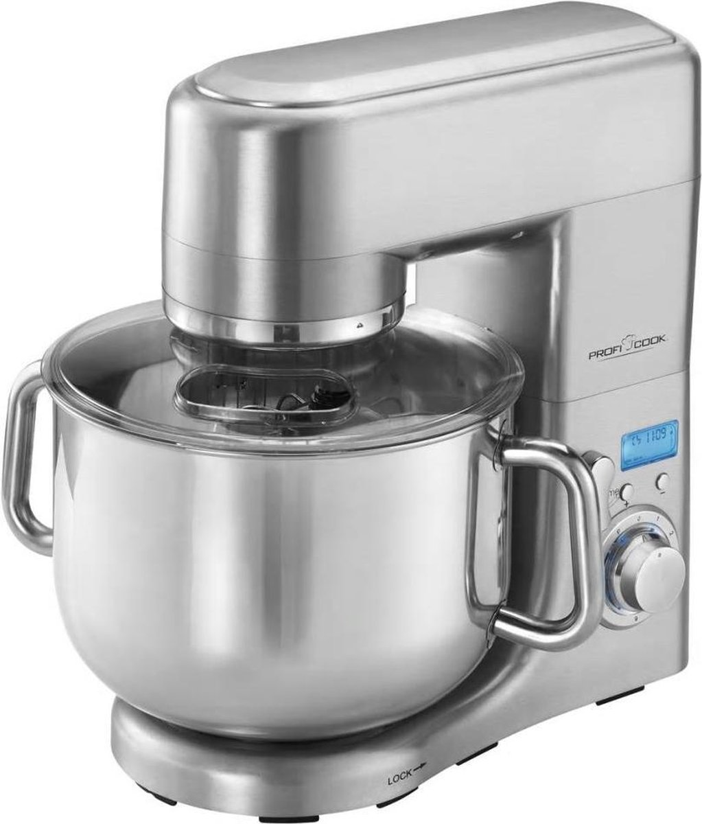 PROFICOOK KM 1096 Keukenmachine xxxl 10 liter