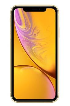 iPhone Apple Iphone xr 128 go jaune yellow