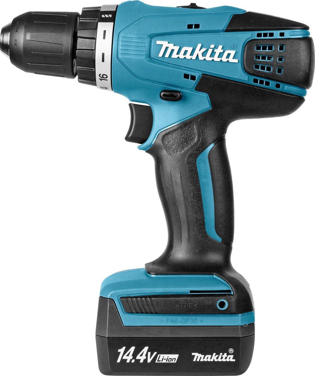 Makita 14,4 V Boor-/schroefmachine – DF347DWE