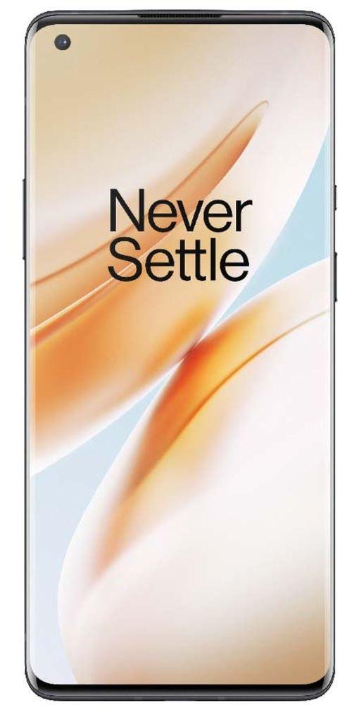 Smartphone OnePlus 8 Pro Noir 128Go et 8Go Ram 5G