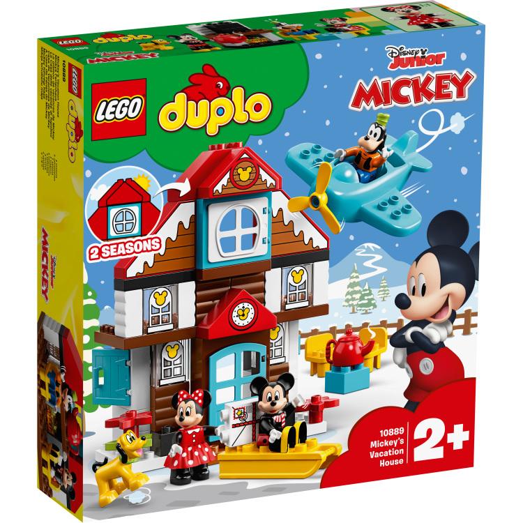 LEGO DUPLO – Mickey's vakantiehuisje 10889