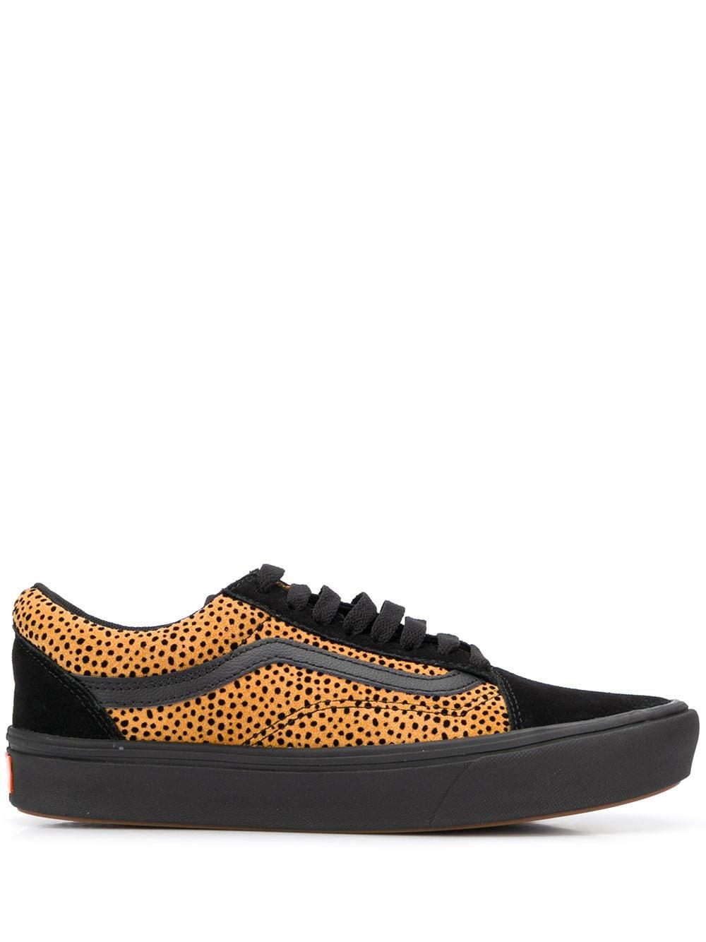 Vans ComfyCush Old Skool low-top sneakers – Zwart