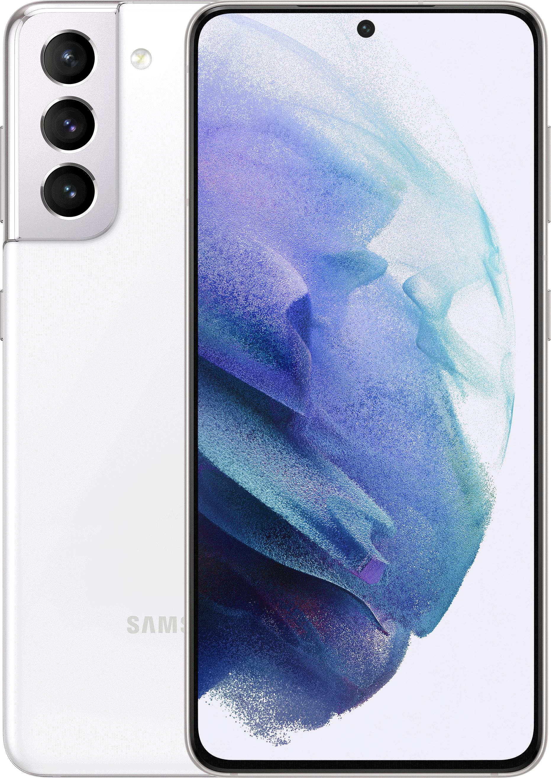 SAMSUNG Galaxy S21 5G – 256 GB Wit