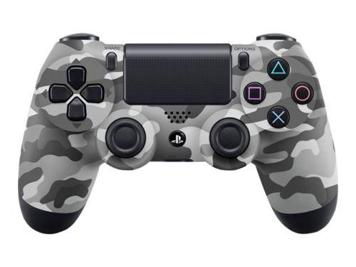 Sony DualShock 4 – Manette de jeu – sans fil – Bluetooth – camouflage urbain – pour Sony PlayStation 4