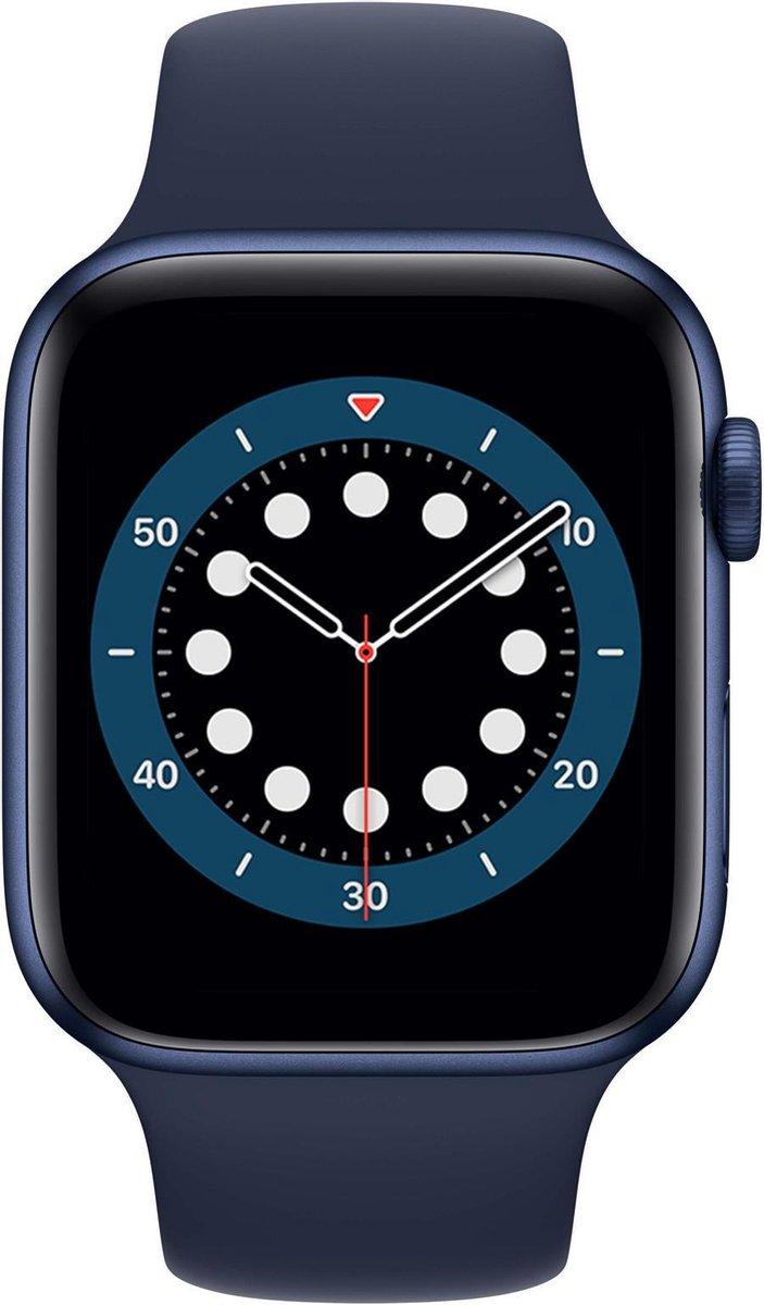Apple Watch Series 6 – 40 mm – Blauw