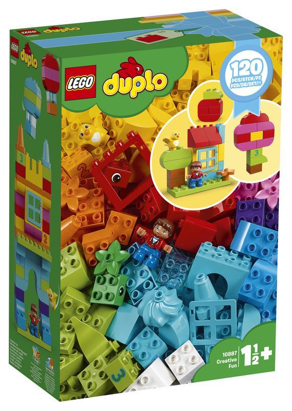 LEGO Duplo Creatief Plezier (10887)