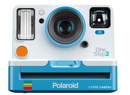 Polaroid Originals One Step 2 Instant Camera Blauw met Lens