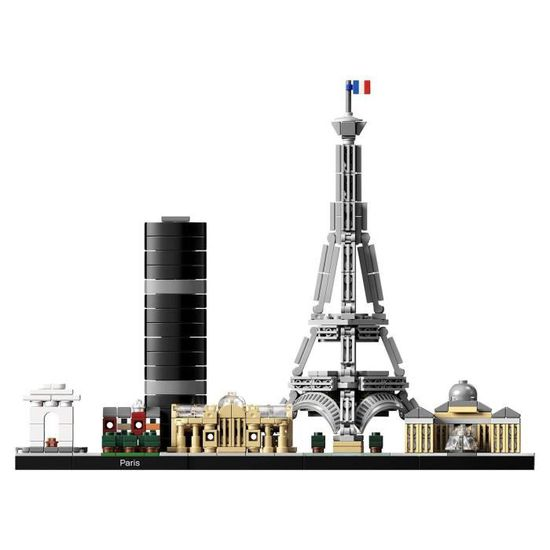 LEGO Architecture – Paris – 21044 – Jeu de construction
