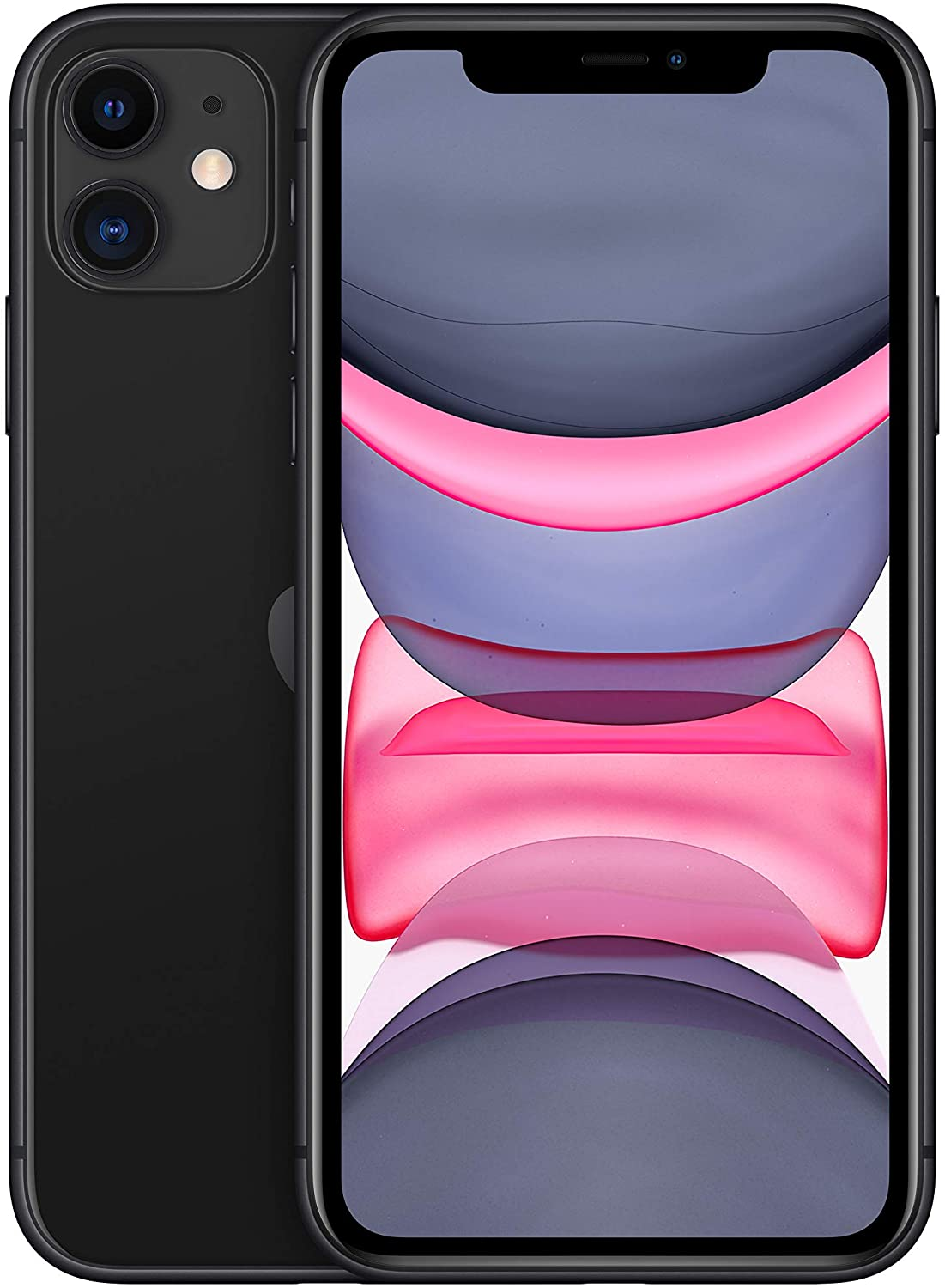 Apple iPhone 11, 64GB - Zwart