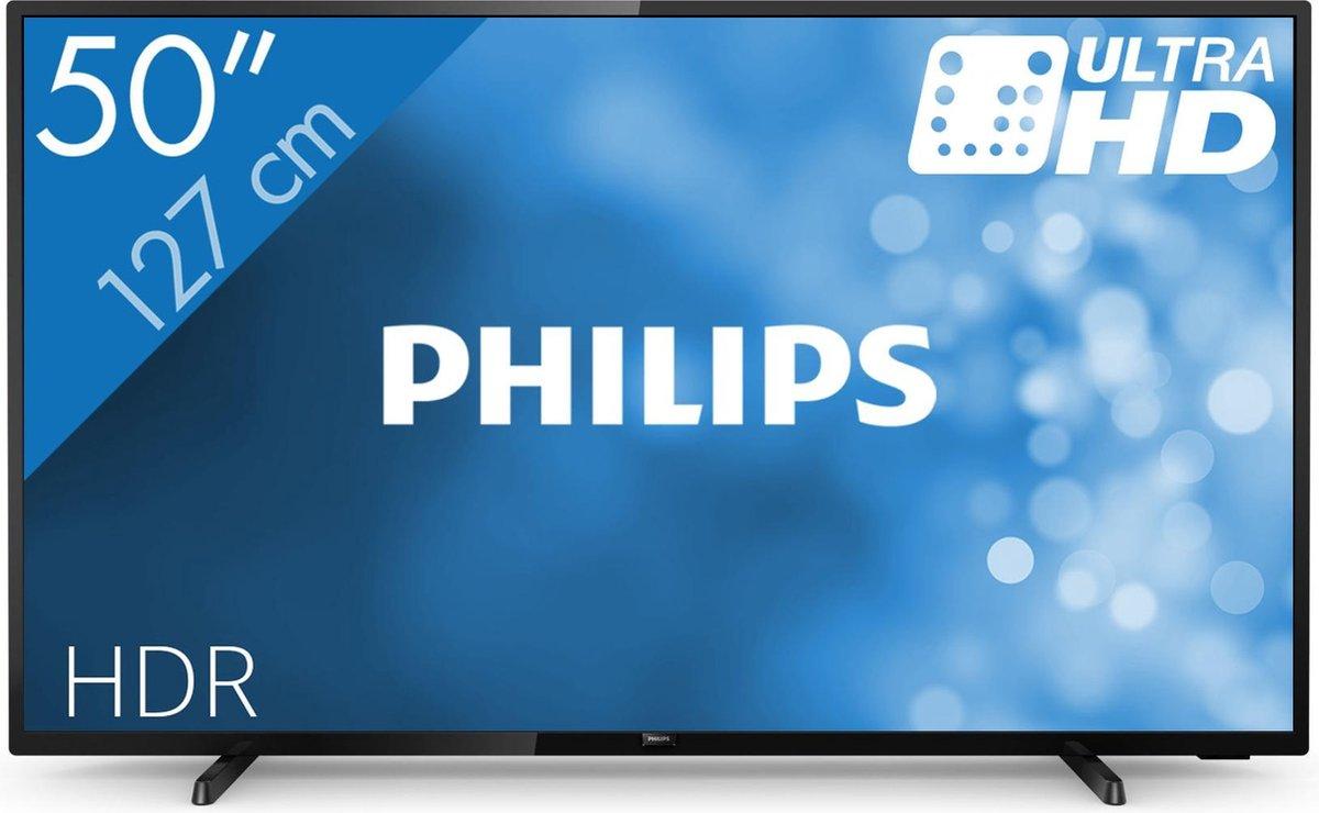 Philips 50PUS6504/12 – 4K TV