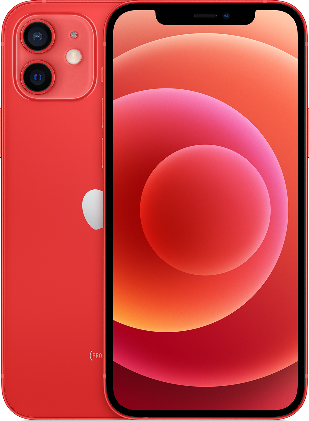 APPLE iPhone 12 – 128 GB (PRODUCT)RED 5G