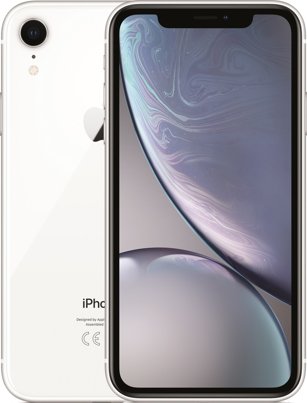 iPhone XR – Smartphone – dual-SIM – 4G LTE Advanced – 128 GB – GSM – 6.1