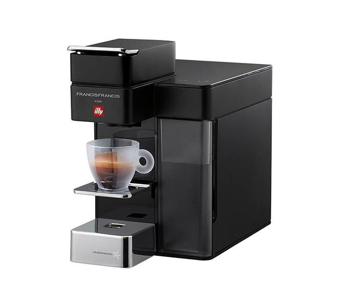 Espresso & Koffiemachine van Illy | Geniet van ongeëvenaarde Italiaanse koffie