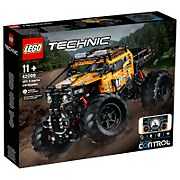 LEGO Technic: Control+ 4×4 X-treme Off-Roader Truck Set (42099)