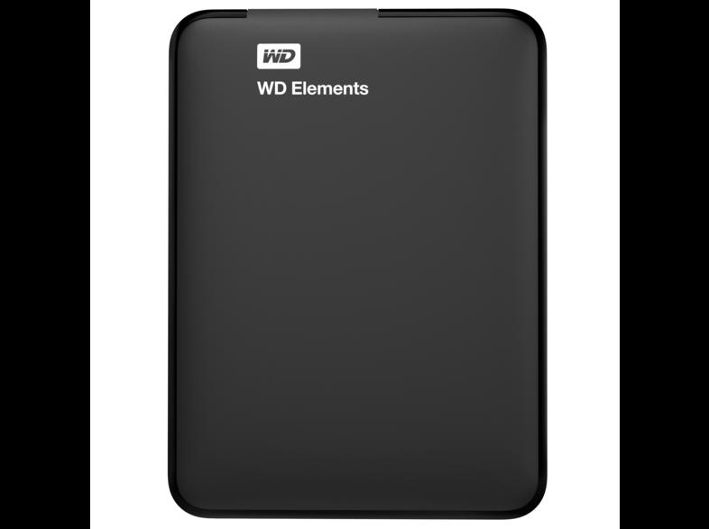 WD Elements Portable 4TB (USB 3.0)