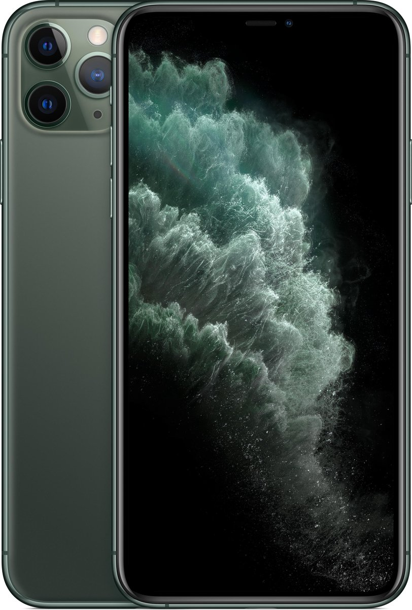 Apple iPhone 11 Pro – 64GB – Middernachtgroen