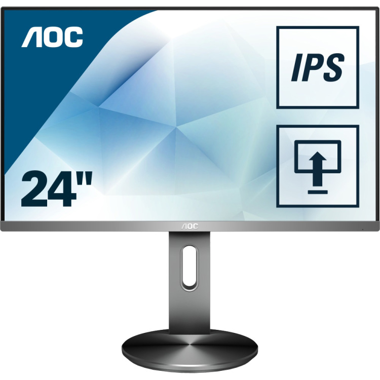 AOC i2790PQU/BT 27″ Monitor VGA, HDMI, DisplayPort, Sound