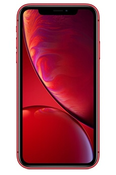 iPhone Apple Iphone xr 64 go rouge red