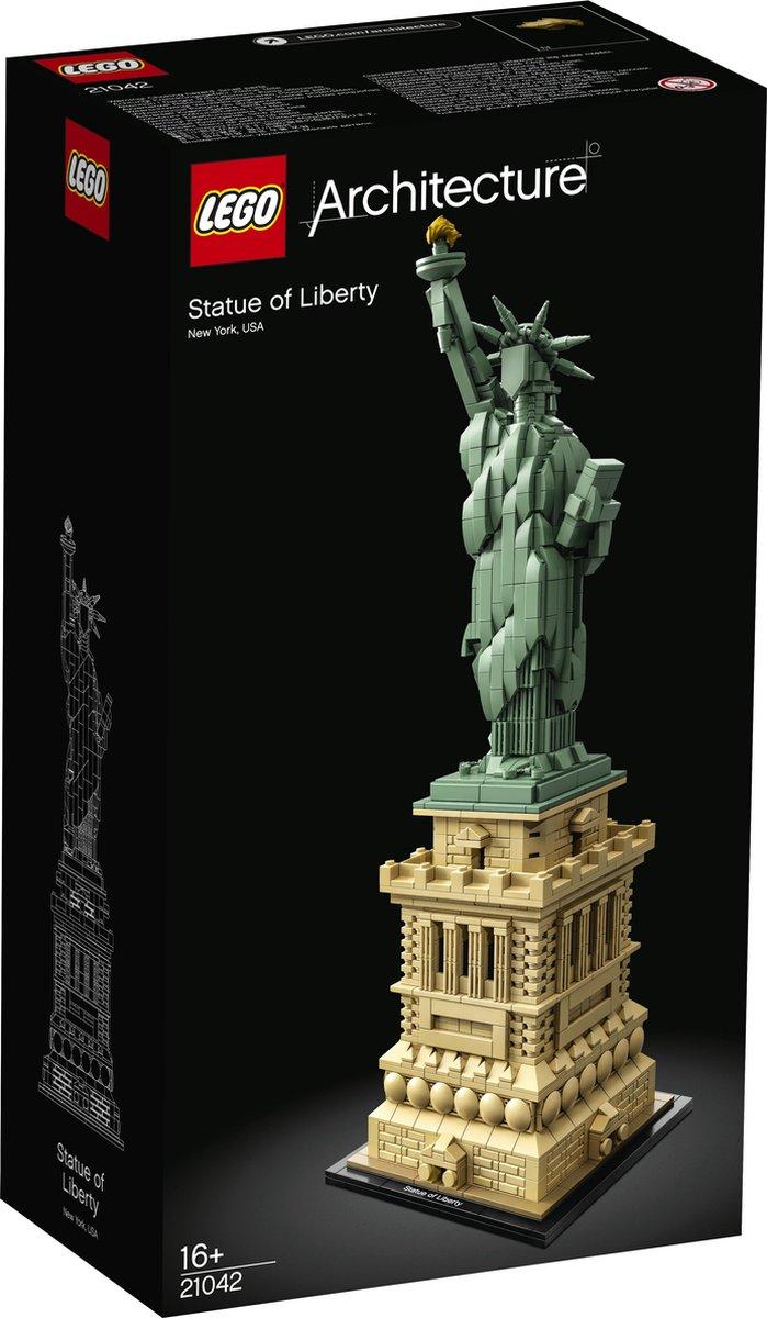 LEGO Architecture Vrijheidsbeeld – 21042