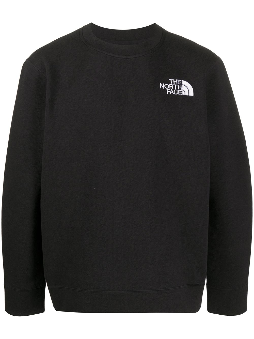 The North Face Sweater met logo – Zwart