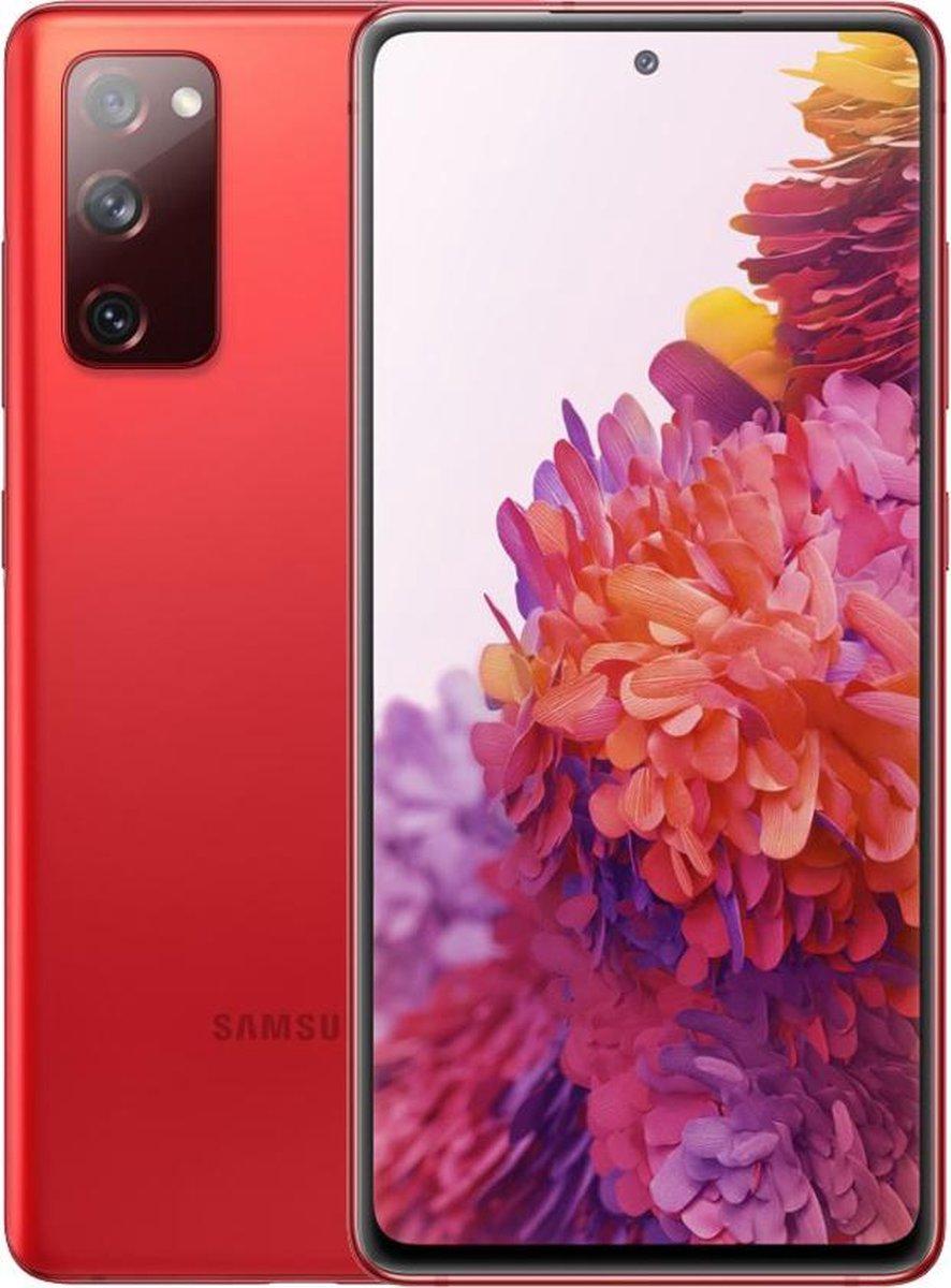 Samsung Galaxy S20 FE – 4G – 128GB – Rood