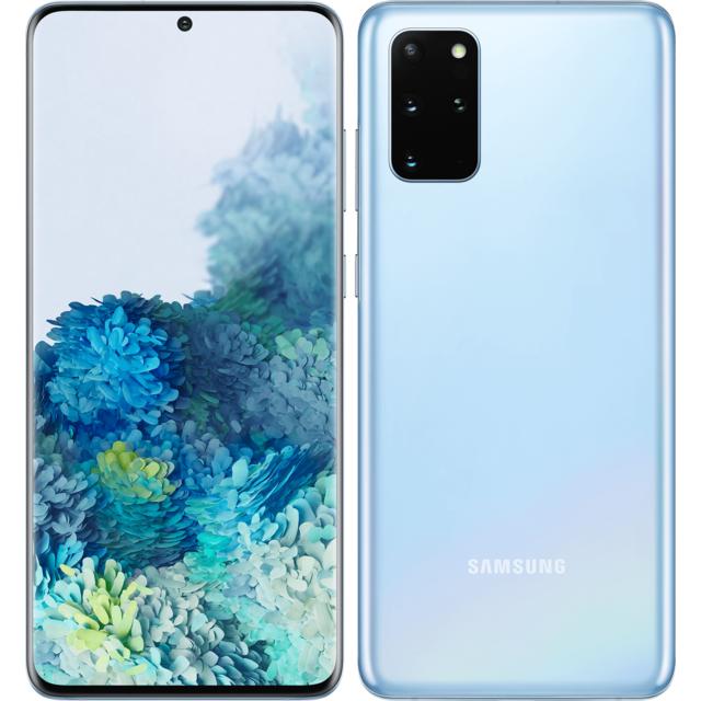 Samsung Galaxy S20 Plus – 5G – 128 Go – Bleu