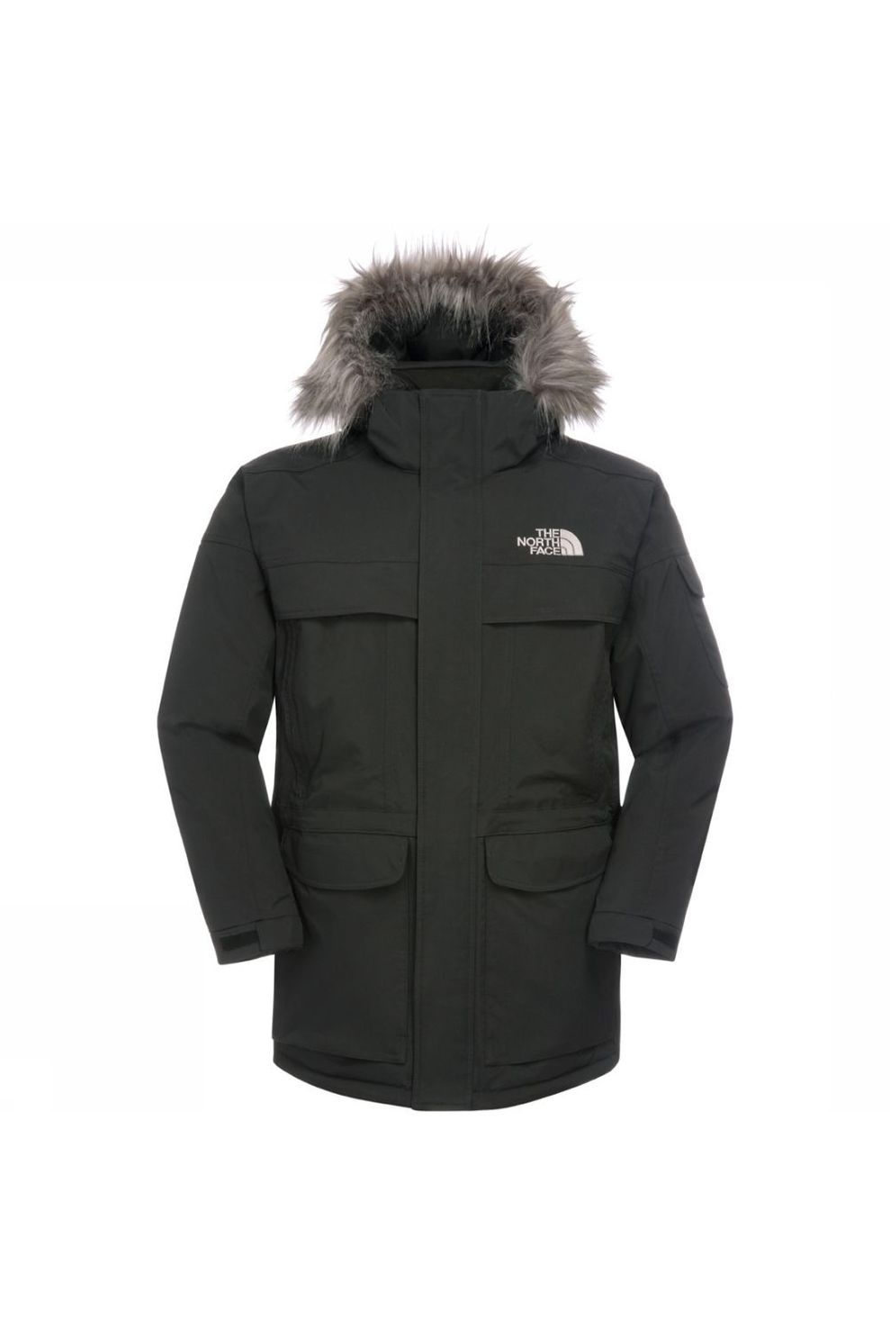 The North Face Mcmurdo Parka voor heren – Zwart – Maten: S, M, L, XL