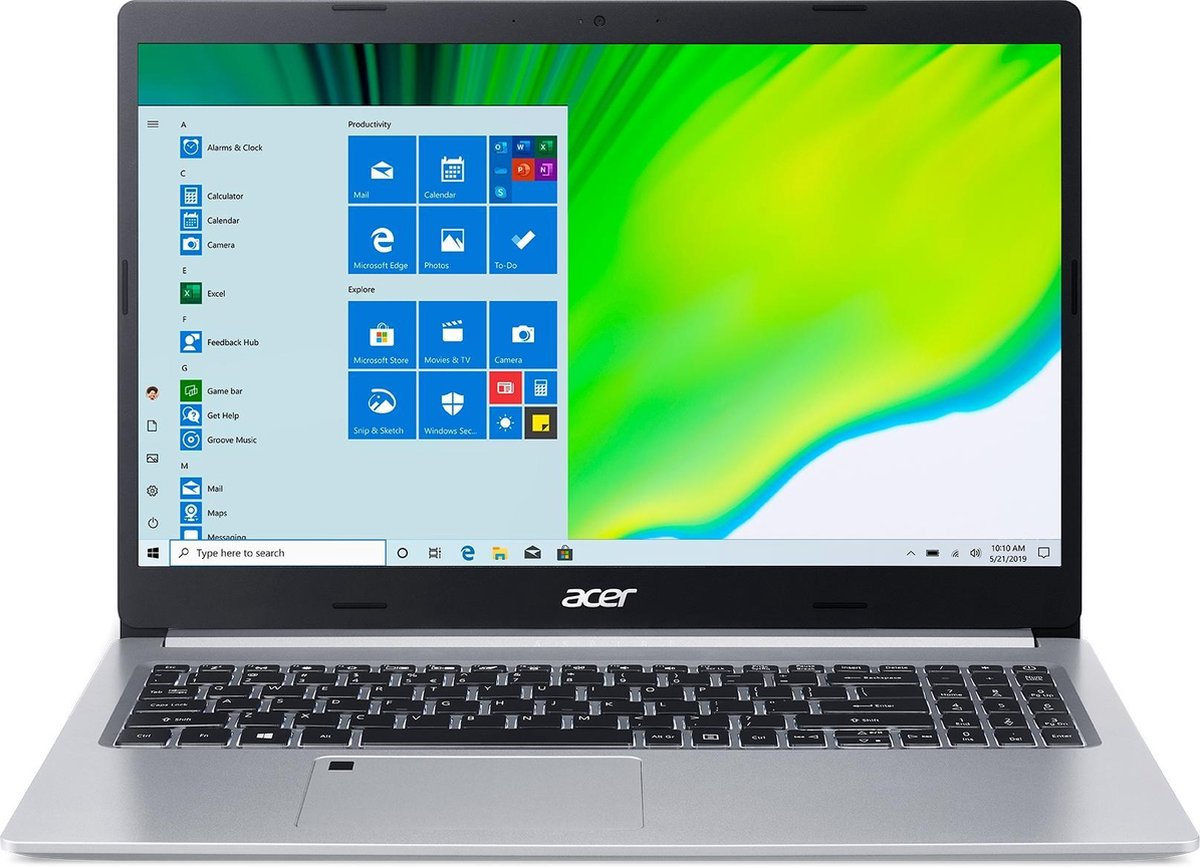 Acer Aspire 5 A515-44-R6WZ – Laptop – 15.6 Inch