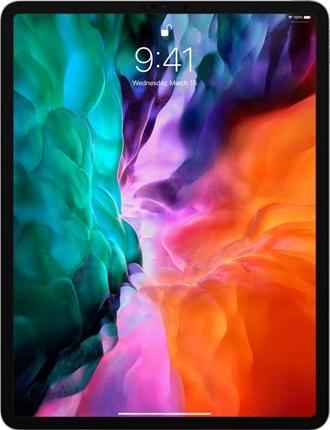 12.9-inch iPad Pro Wi-Fi – 4de generatie – tablet – 128 GB – 12.9″ IPS (2732 x 2048) – spacegrijs