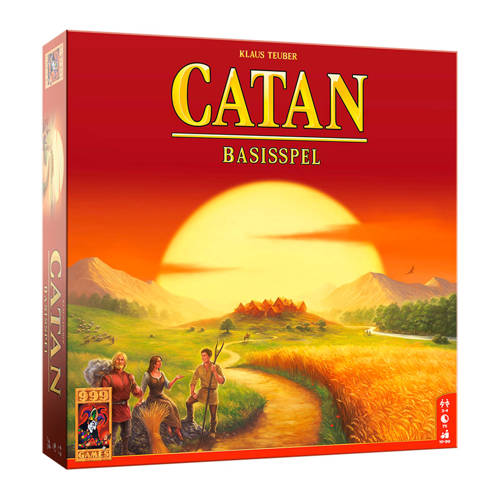999 Games Catan Basisspel bordspel