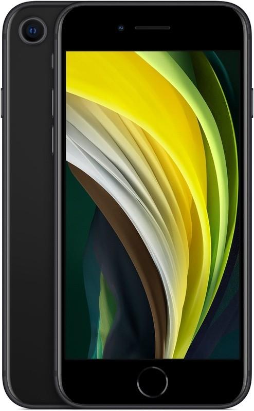 Apple iPhone SE 2020 64GB Zwart