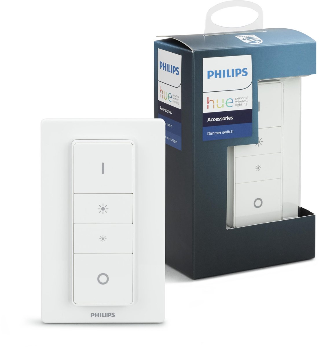 Philips Hue dimmer switch – draadloze schakelaar