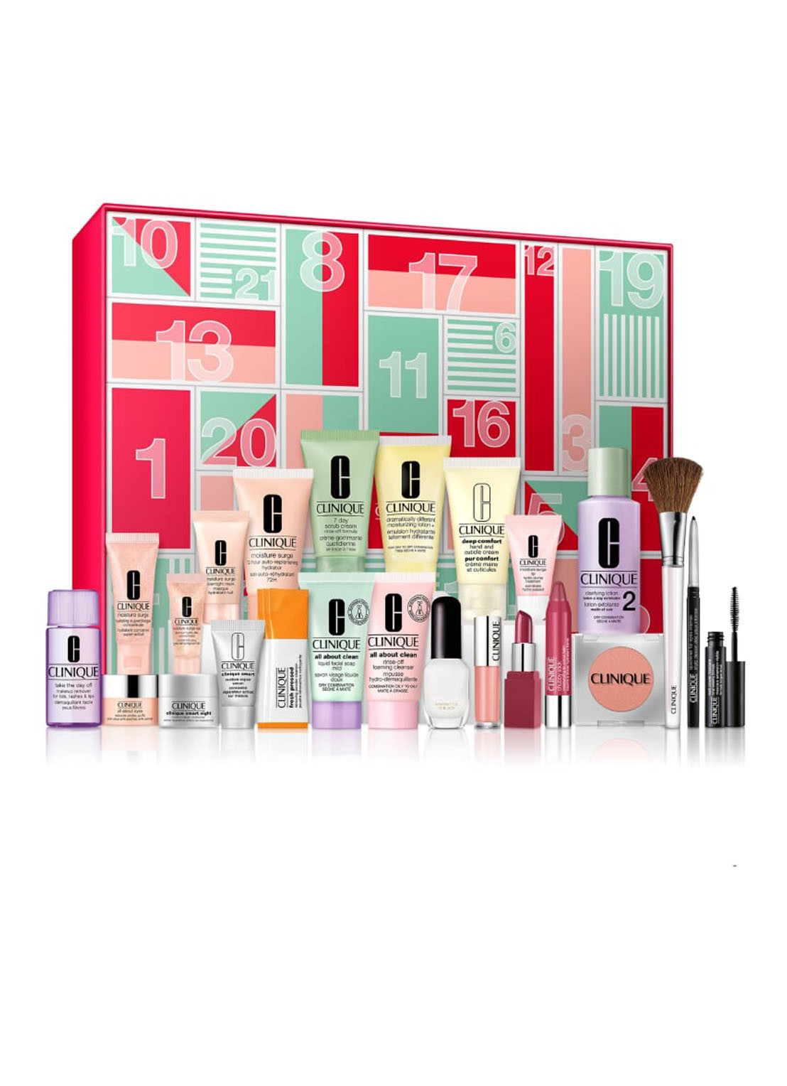 Clinique 24 Days Of Clinique – Limited Edition Adventskalender
