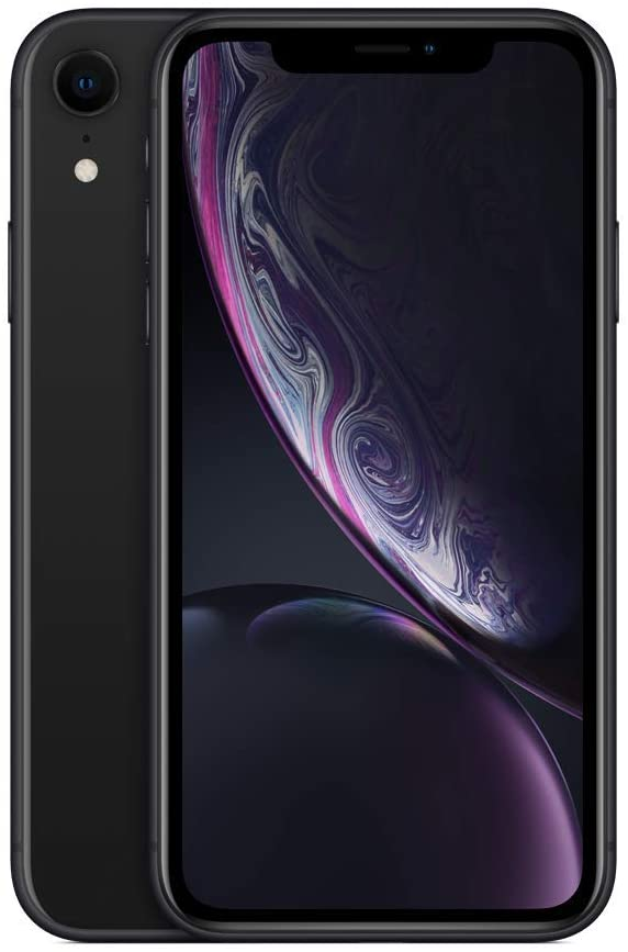 iPhone XR (128 GB) - Zwart