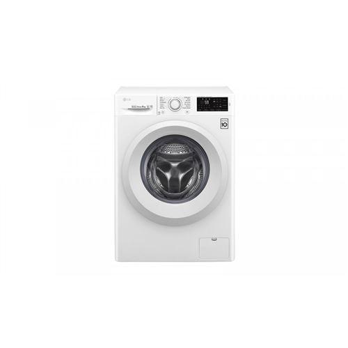LG F84J53WH – Machine à laver – indépendant – WiFi – largeur : 60 cm – profondeur : 56 cm – hauteur : 85 cm – chargement frontal – 59 litres – 8 kg –