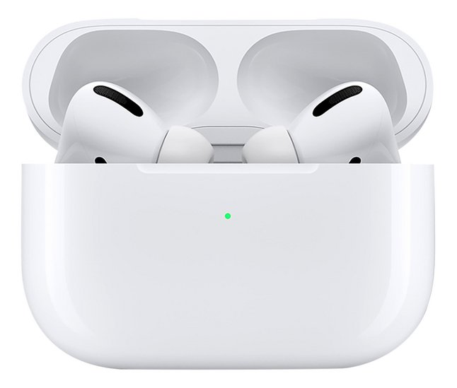 Apple Bluetooth oortelefoon Airpods Pro met Wireless Charging Case