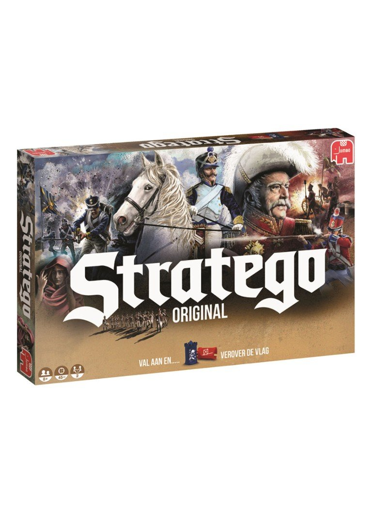 Jumbo Stratego Original bordspel