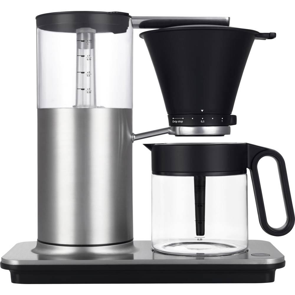 Wilfa CCM-1500S Koffiezetapparaat Zilver Capaciteit koppen: 10 Glazen kan