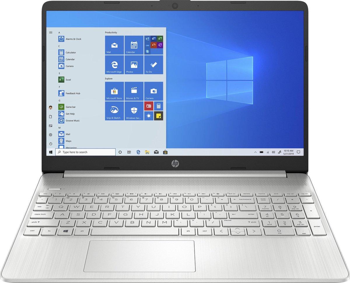HP 15s-eq1269nb – Laptop – 15.6 Inch – Azerty