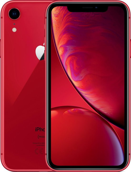 iPhone Xr 64 GB RED – Smartphone – dual-SIM – 4G LTE Advanced – 64 GB – GSM – 6.1